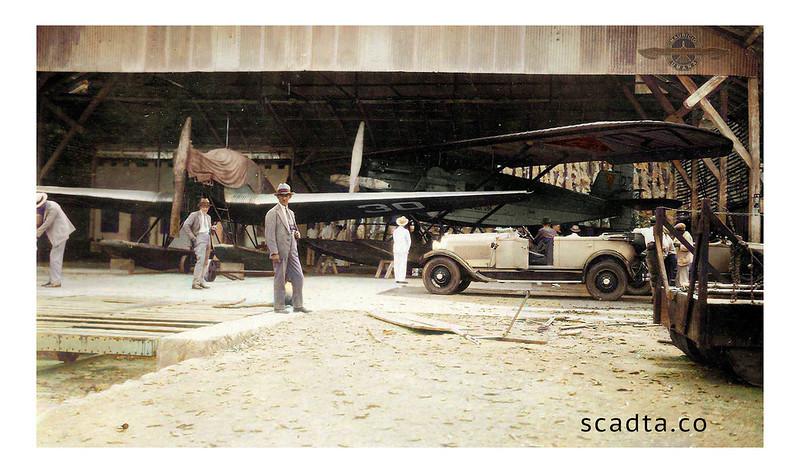 C-30 'Choco' Junkers F.13 Scadta