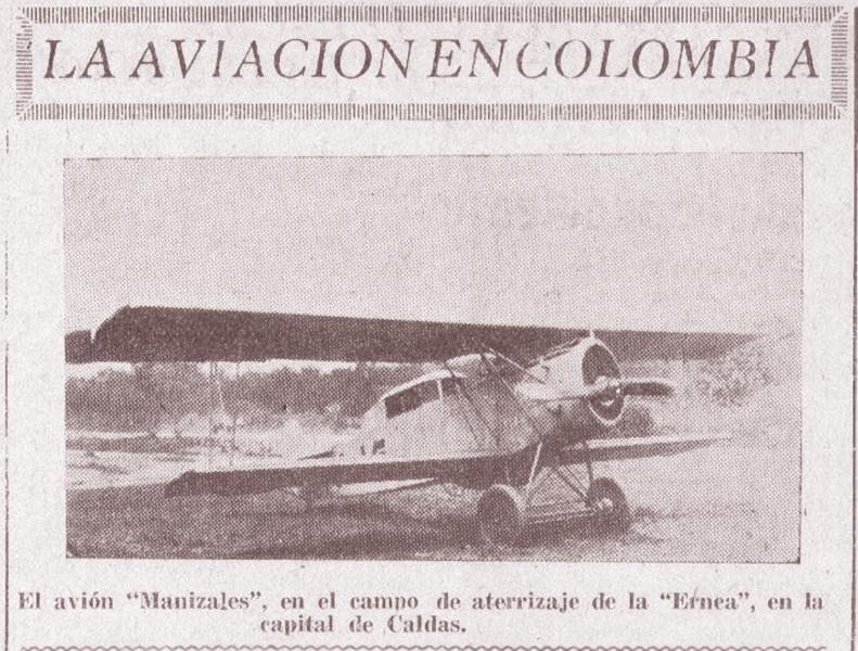 Fokker C.II Express de LIADCA