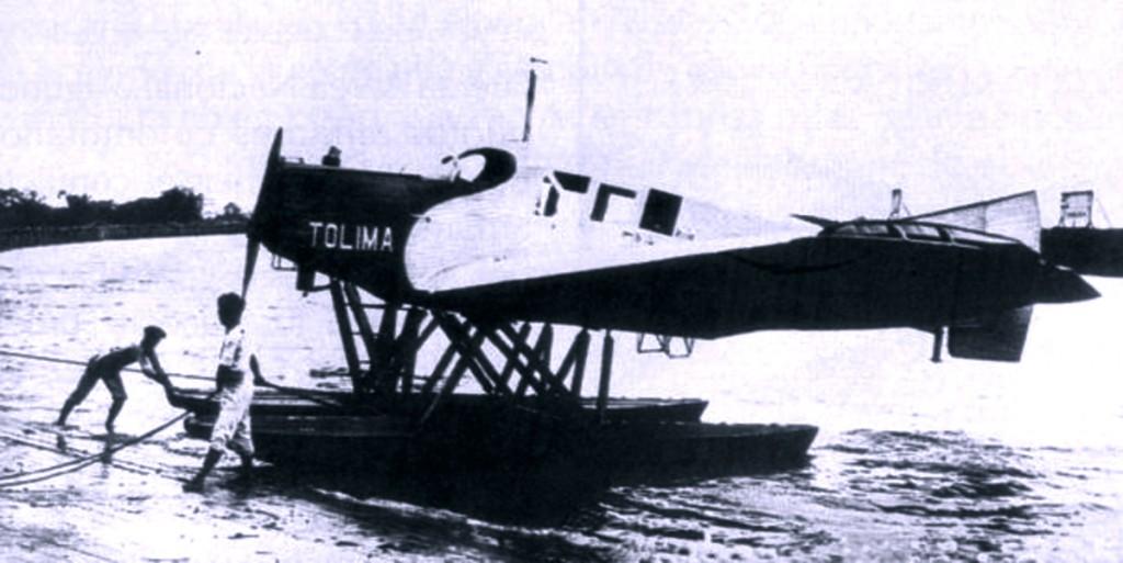 Scadta A-16 'Tolima'