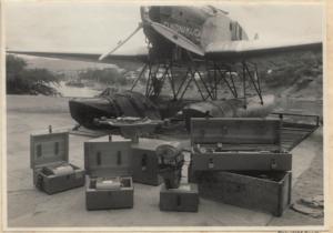 Junkers W-34 Cundinamarca