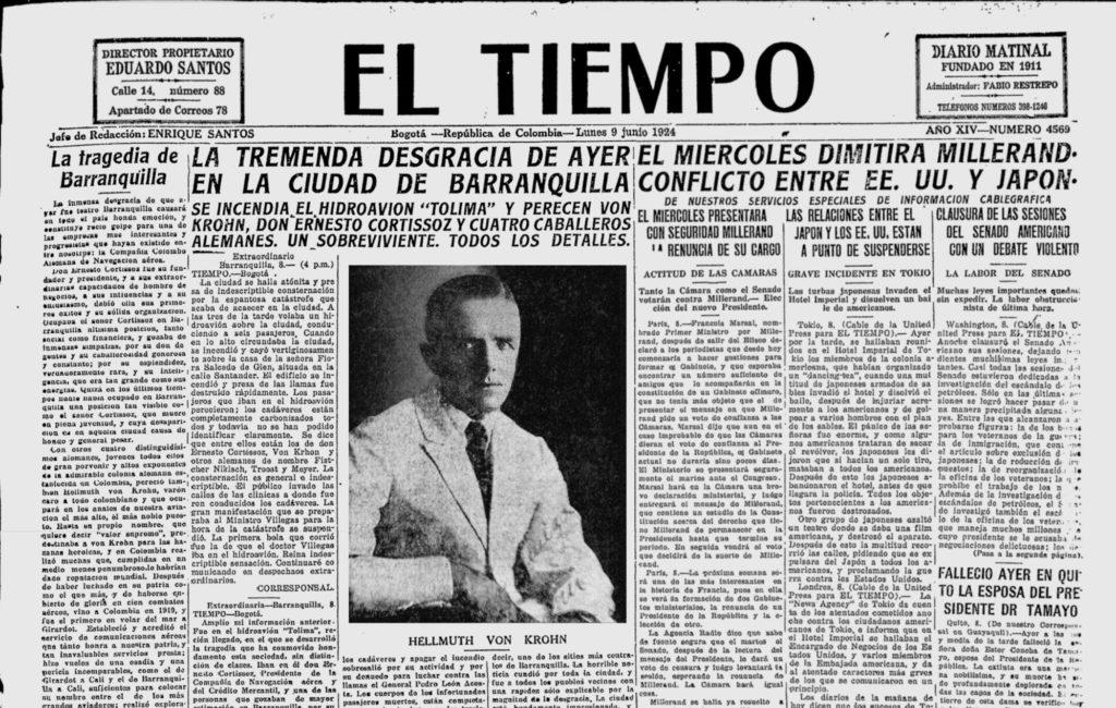1924 Junio 8