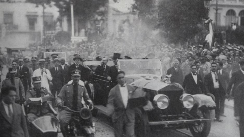 Convención Panamericana, 1928, 02-20-1928, Aviación Comercial,